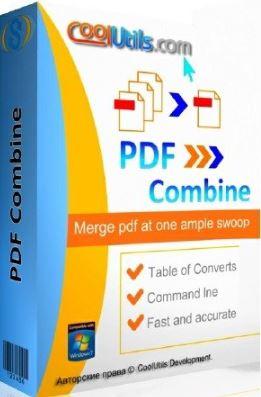 CoolUtils PDF Combine Pro 4
