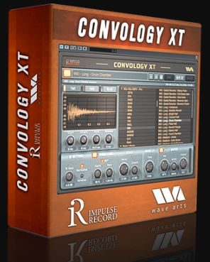 Impulse Record Wave Arts Convology XT Complete