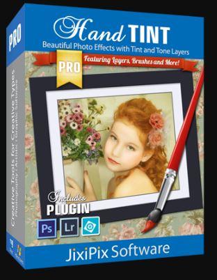 JixiPix Hand Tint Pro