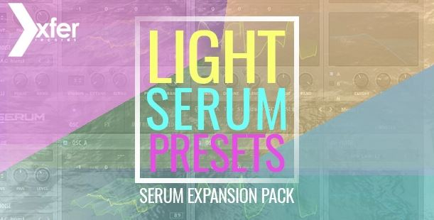 Plugin Boutique Light Serum Presets
