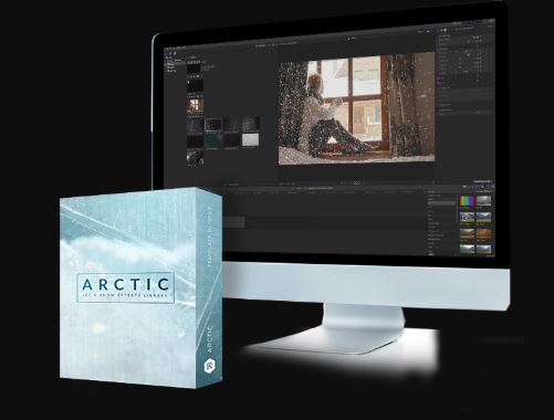 RocketStock Arctic 79 Snow Ice and Frost VFX Free Download