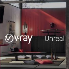 V-Ray Next v4.30.22 For Unreal Free Download