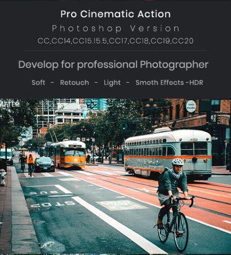 pro cinematic action 2020
