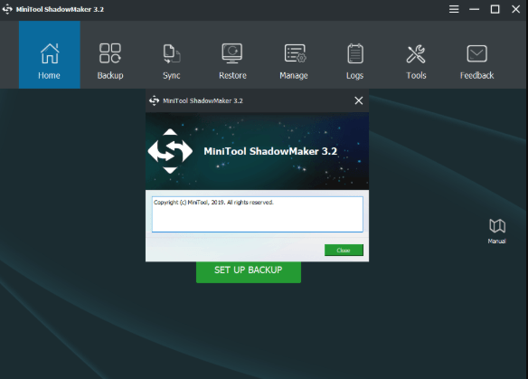 MiniTool ShadowMaker Business Deluxe 3.2 Free Download