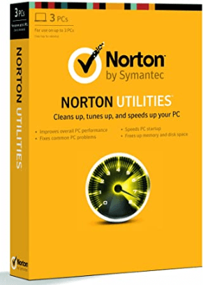 Norton Utilities Premium 17