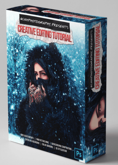 cnhphotography Creative Portrait Editing Tutorial Free Download