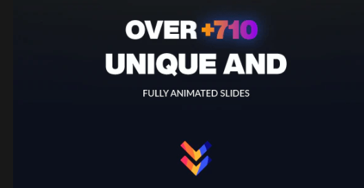 Massive X Presentation Template v.5.0 Fully Animated