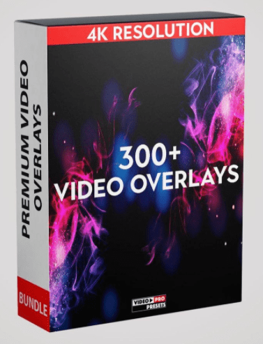 Video-Presets 300+ 4K VIDEO OVERLAYS Download