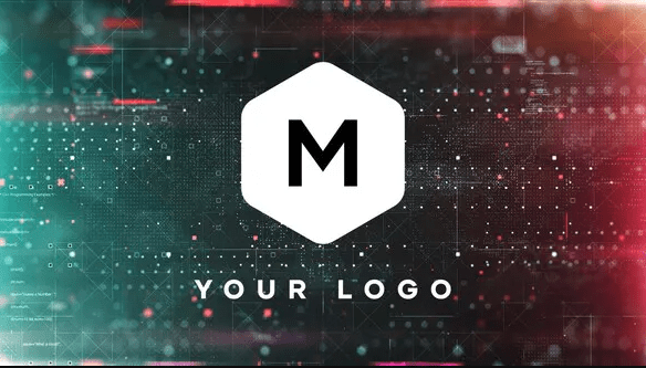 Videohive Find Face Logo Reveal