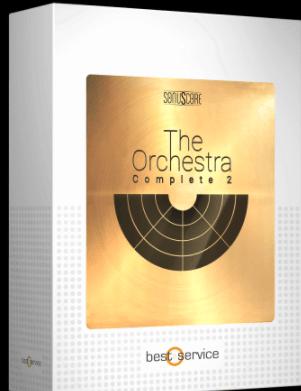 Best Service The Orchestra Complete 2 KONTAKT