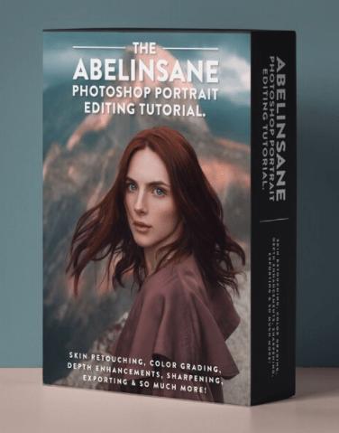 The Abelinsane Portrait Editing Tutorial by Abel Insane