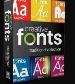 Summitsoft Creative Fonts Collection 2020 Full Version Free Download