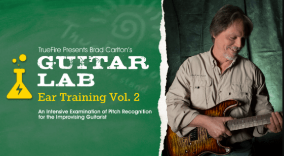 Brad Carlton Ear Training Vol.2 TUTORiAL