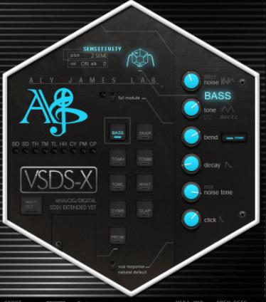 Aly James Lab VSDSX 2 Free Download