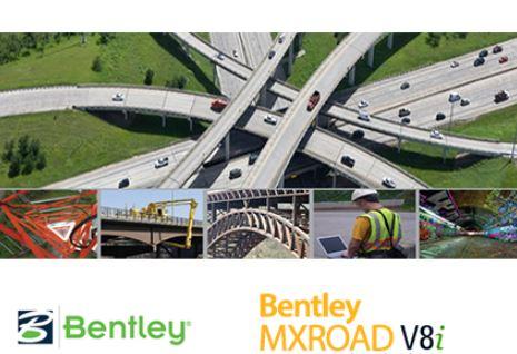 Bentley MXROAD V8i