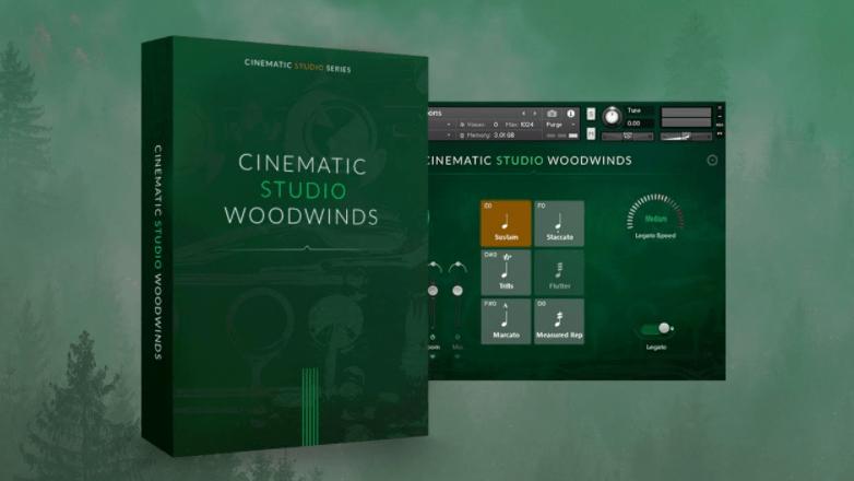 Cinematic Samples Cinematic Studio Woodwinds KONTAKT