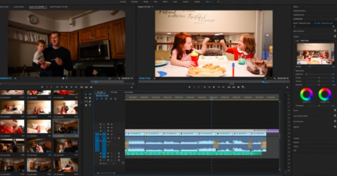 Film Editing Lesson with Colie James