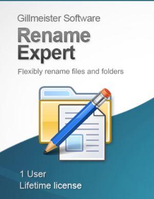 Gillmeister Rename Expert 5