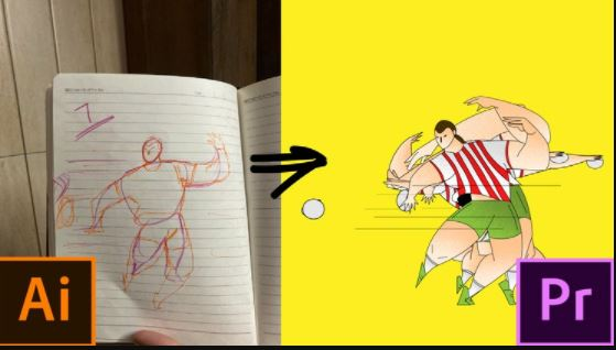 Learn Hand Drawn Animation and Create an amazing Gif