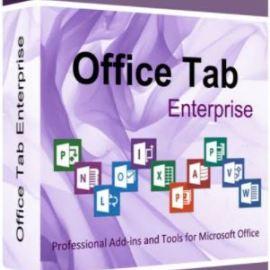 Office Tab Enterprise 14.10 Multilingual x86/x64 Free Download