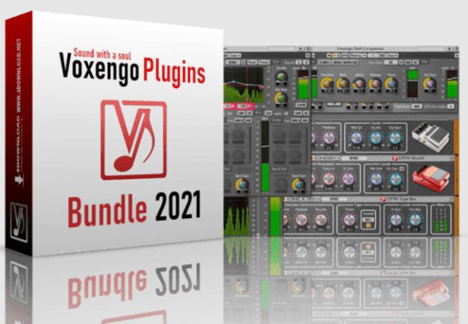 Voxengo bundle 2021.2