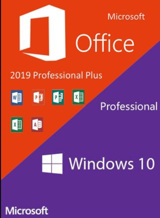 Windows 10 Pro incl Office 2019