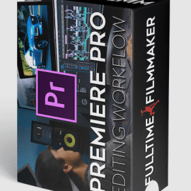 Full Time Filmmaker – Premiere Pro Editing Workflow – with Parker Walbeck 2021 Free Download (premium)