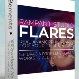 Rampant Design Tools – Studio Flares (premium)