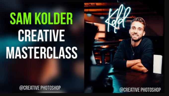 Sam Kolder Creative Masterclass