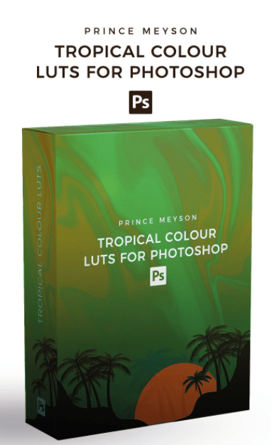 Sellfy – Prince Meyson Tropical Colour LUTs For Photoshop