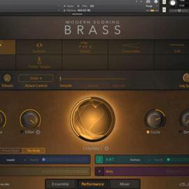 Audiobro Modern Scoring Brass v1.2 KONTAKT 9 (premium)