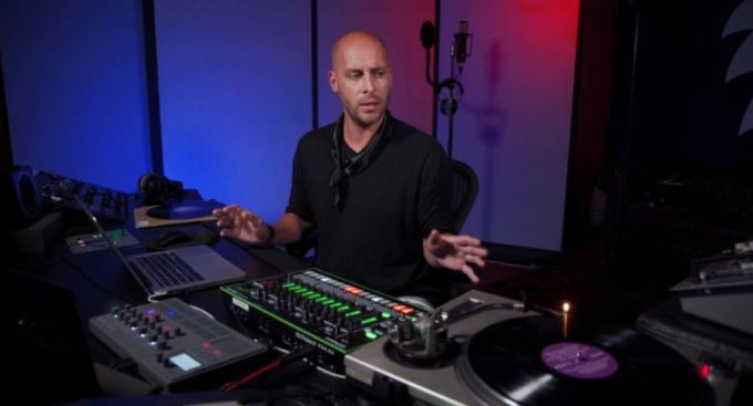 FaderPro In The Studio with Maxim Lany