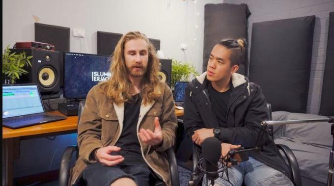 FaderPro In The Studio with Slumberjack