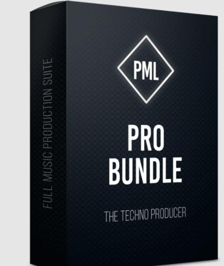 PML Pro Bundle – Ableton Techno Producer (
