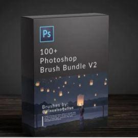VisualsofJulius – 100+ Photoshop Brush Bundle V2 with Tutorials