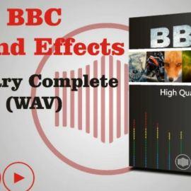 BBC Sound Effects Library Complete (WAV)  (premium)