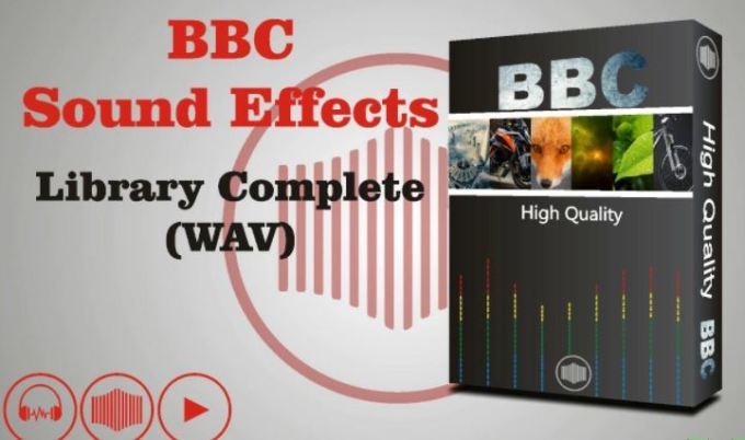 BBC Sound Effects Library Complete