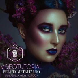 Rebeca Saray – Beauty – Retoque Metalizado (Videotutorial)  (premium)