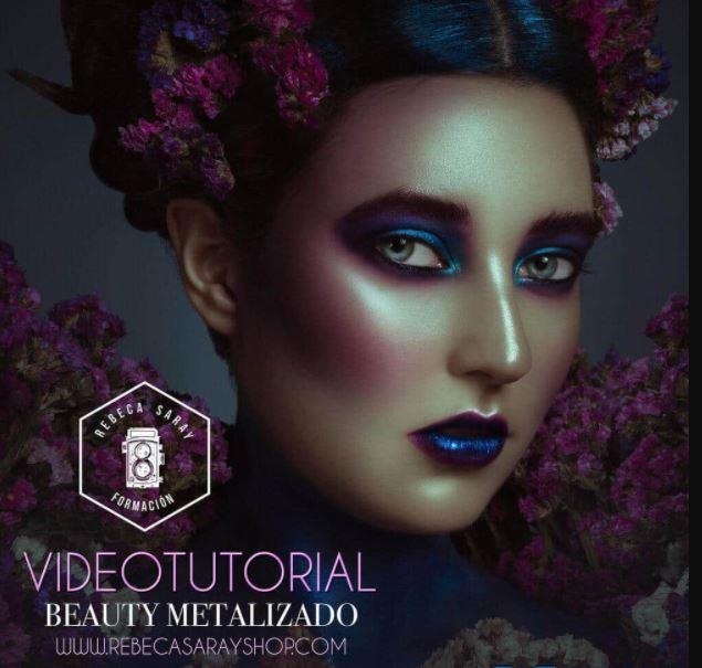 Rebeca Saray – Beauty – Retoque Metalizado