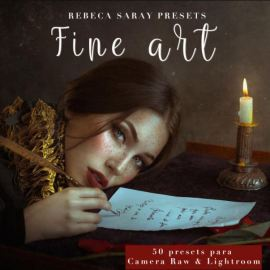 Rebeca Saray – Fine Art Presets for Lightroom and Camera raw