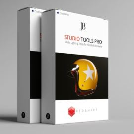 RedShift Studio Tools Pro 1.0.2 for Cinema 4D Free Download