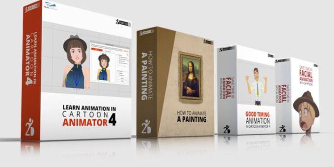 v2danimation101 – Learn Animation in Cartoon Animator 4