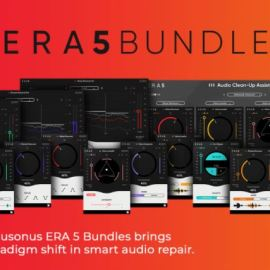 Accusonus ERA Bundle Pro + VoiceChanger v5.3.00 [WIN]