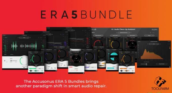 Accusonus ERA Bundle Pro + VoiceChanger v5.3.00