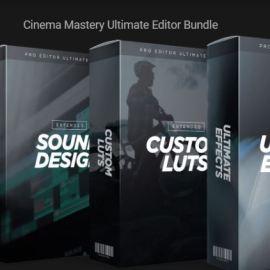 Cinema Mastery Ultimate Editor Bundle (Premium)