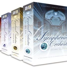 East West Symphonic Orchestra Platinum FULL KONTAKT EDITION  (premium)