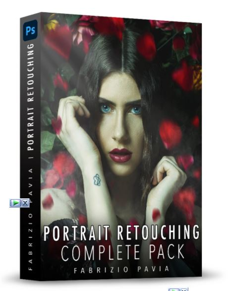 Fabrizio Pavia - Portrait Retouching Pack