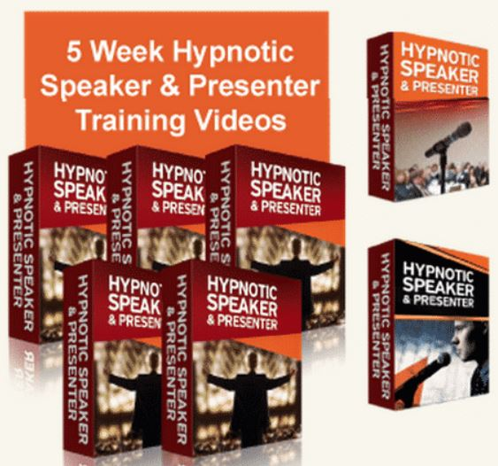 Igor Ledochowski How To Be Hypnotic Speaker & Presenter Free Download