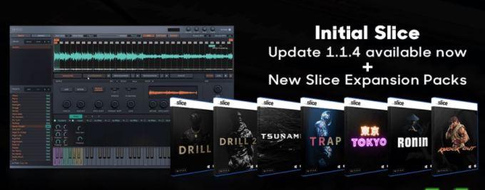 Initial Slice -Expansion Packs Bundle