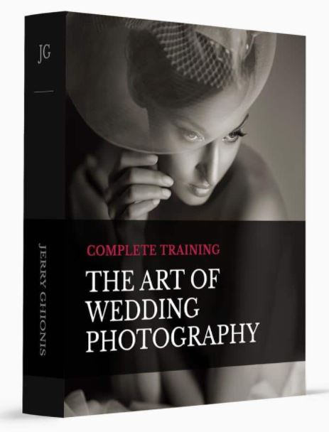 Jerry Ghionis The Art of Wedding Photography Complete Training Download
